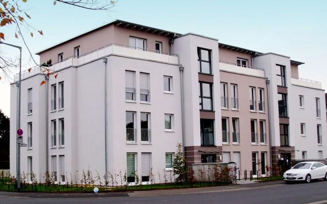 Mehrfamilienhaus Aschaffenburg