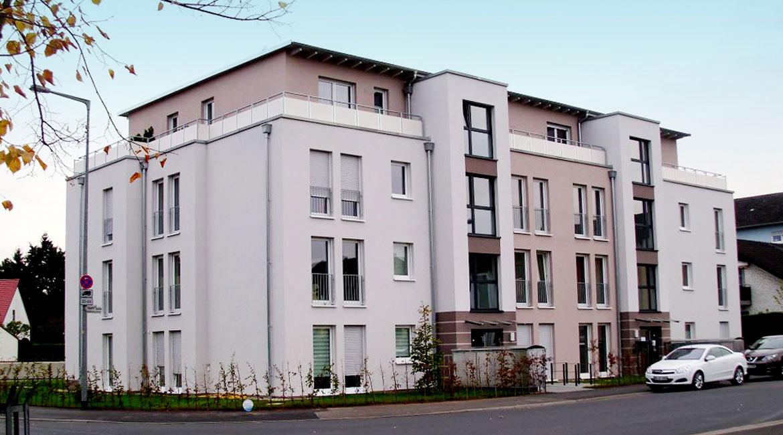Mehrfamilienhaus mit TG, Aschaffenburg