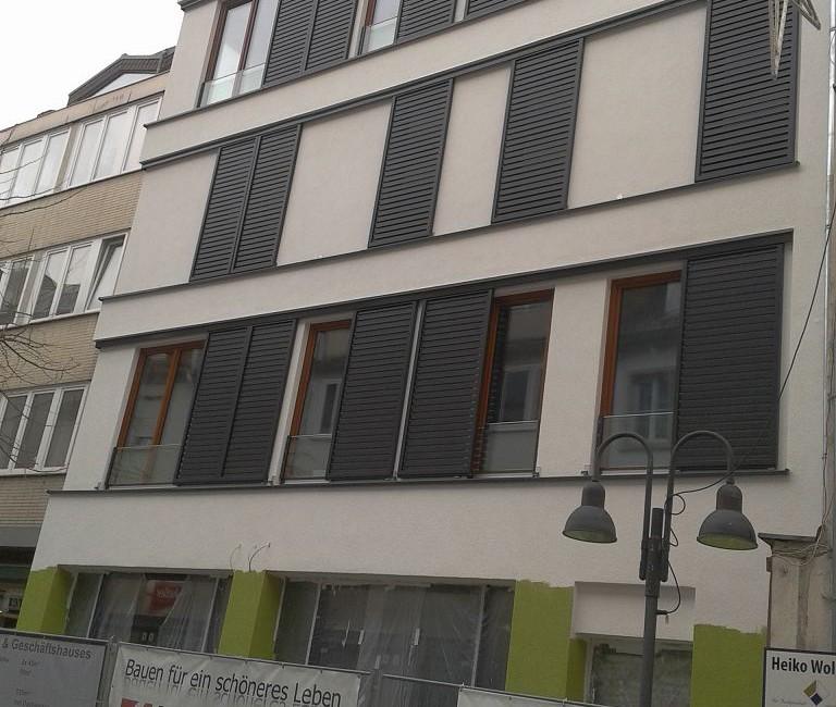Mehrfamilienhaus Aschaffenburg, Sandgasse