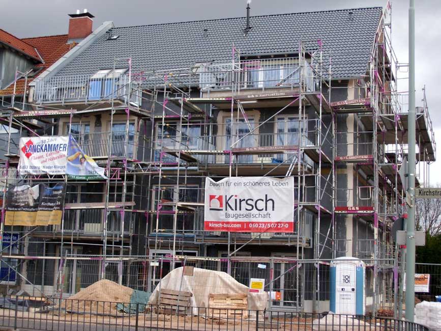 Mehrfamilienhaus, Kleinostheim